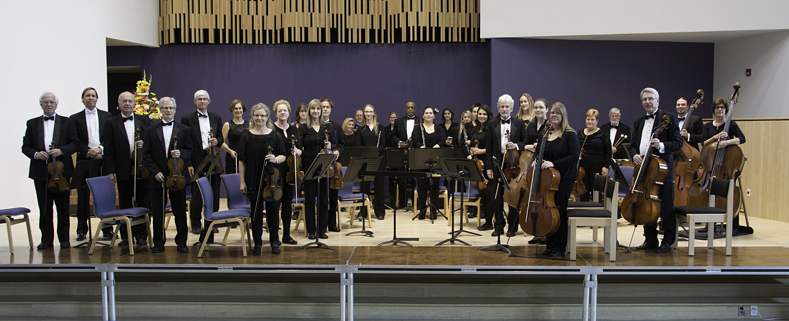 Kitchener Waterloo Chamber Orchestra