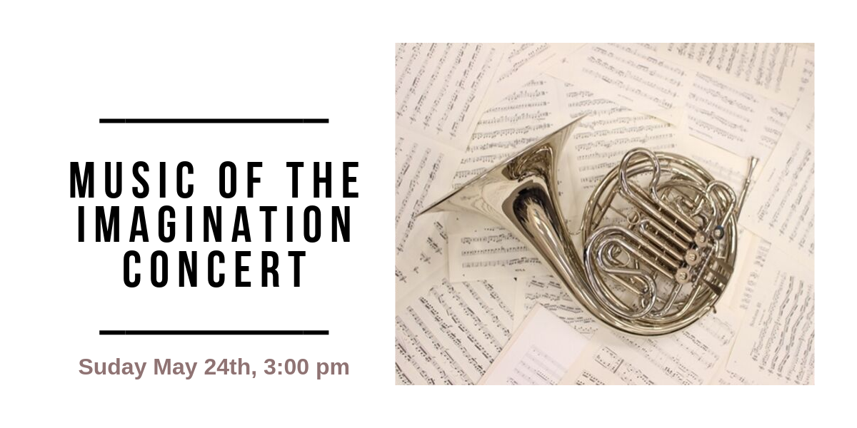 music of the imagination concert